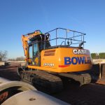 SBC Ltd are Bowled over with their New Case CX250D