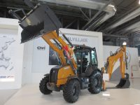 Come And See The Latest Case 590T Series Construction King Backhoe Loader