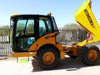 Hydrema Dumptrucks Now Available At Robert Coates Plant Sales Ltd.