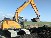 I & R Marshall Invests In New Case CX130DLC Excavator.