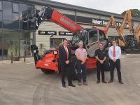 Manitou Dealership For Robert Coates Plant Sales Ltd.