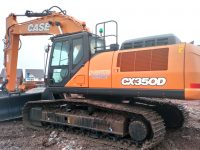Griffiths Groundworks Break New Ground With A New Case CX350DLC !!