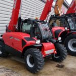 Total Plant Hire Takes New Manitou MT625 Telehandlers.