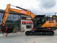 AFS adds to the fleet with a New Case CX250DLC !!